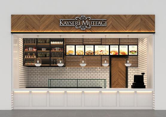 Kayseri Mutfağı - Franchise